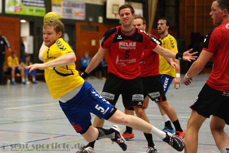 TV Jahn Duderstadt vs Lehrter SV (rot)