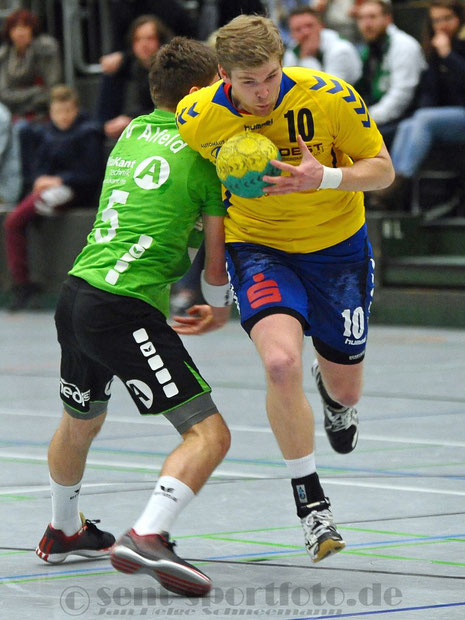 TV Jahn Duderstadt vs SV Alfeld (grün)