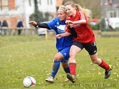 FFC Renshausen vs VfL Bienrode (blau)