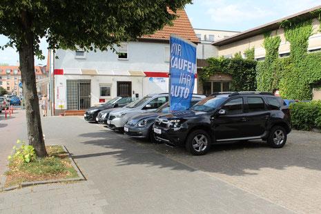 Autohaus Heppenheim Fahrzeugagentur Bergstraße HP