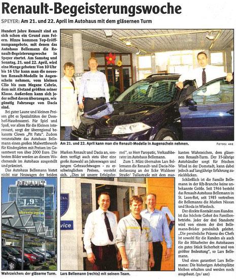 Gute Bewertung Autohaus Autohändler Autoverkäufer