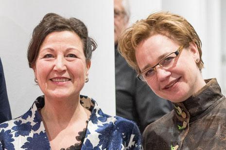 Arthaus-Zwiefalten Gauingen Kunstschule Kurse Malerei Bildhauerei Kalligrafie Ida Baumann und Vero Bobke