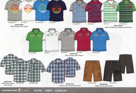 Tomster Summer Casual