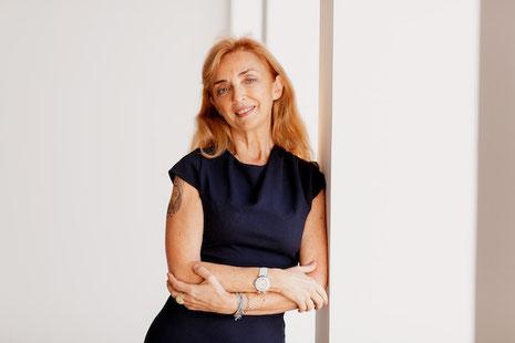 Anne Marie de Couvreur Presidente cofondatrice AirZen Radio (c) Manon Leprevost