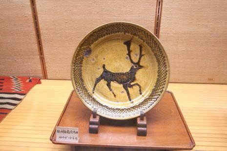 Bernard Leach's pottery in  Mashiko Sankokan Museum