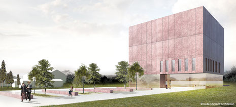 Entwurf Stadtarchiv Greifswald - Zertifizierung nach BN 2015
