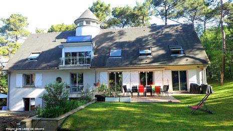 Une maison au Touquet