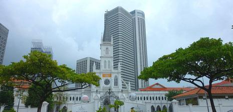 Urban vieuw, Singapour