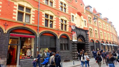 Musée de L'Hospice Comtesse, Lille, photo non libre de droits