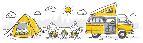 Camping im Allgäu