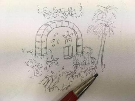 ガーデニング デザイン 広島