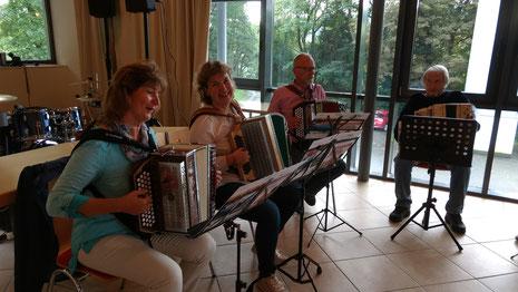 Michlbauer Harmonikaworkshops beim AsS Akkordeonservice Siegerland