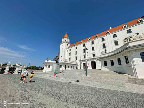 Pressburger Burg Bratislava