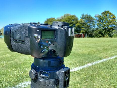 Workhorse: die Nikon D750 begleitet mich mittlerweile seit November 2014 - und weil ich so zufrieden bin wurde die kleine D80 durch eine zweite Vollformatkamera ersetzt.