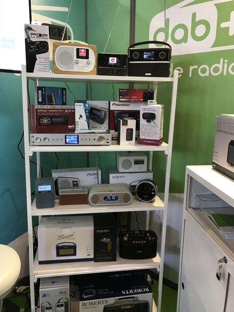 WorldDAB, Salon de la Radio et de L'Audio Digital