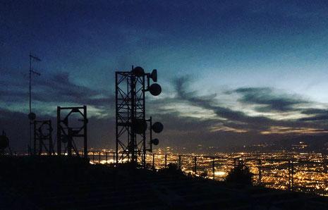 Site émetteurs DAB+, Le Mont Leuze, 06