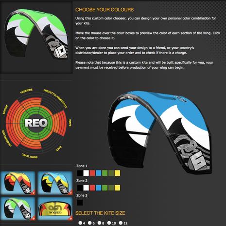 REO Custom Color