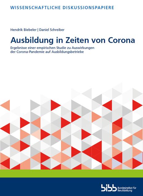 Titelblatt: Ausbildung in Zeiten von Corona