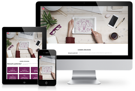 Love it Concept Store Homepage responsive Homepage Design