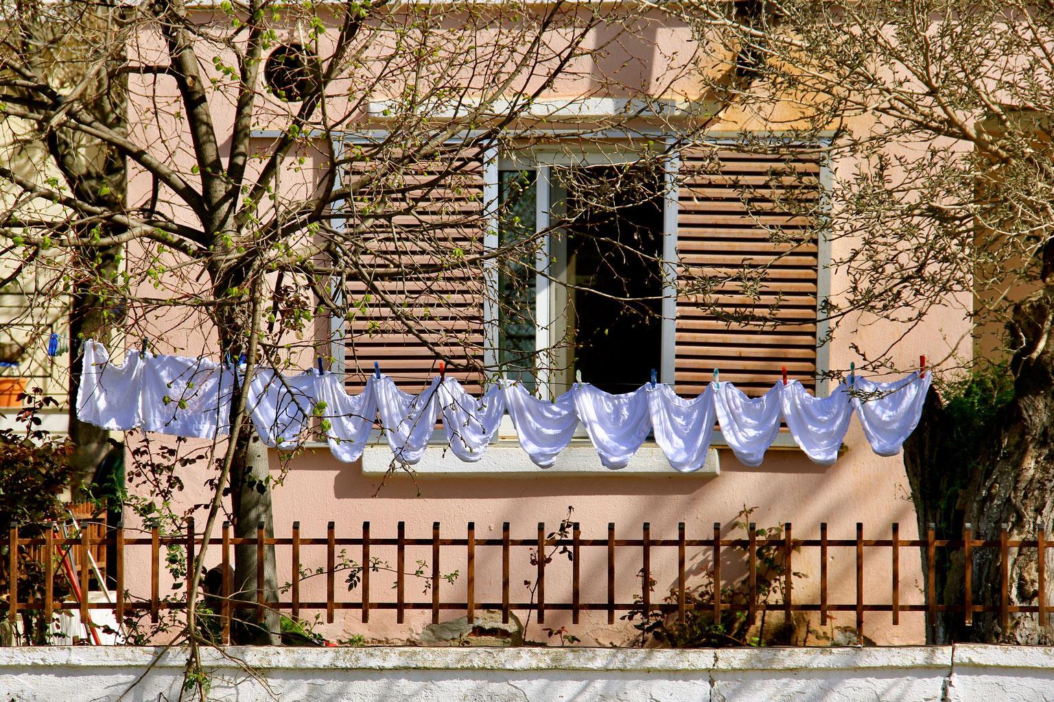 Waschtag für Unterwäsche!