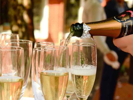 Wijntermen betekenis Flute