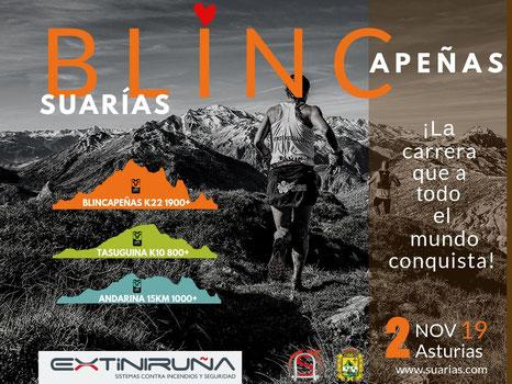 VII SUARIAS BLINCAPEÑAS - Peñamellera Baja, 2-11-2019