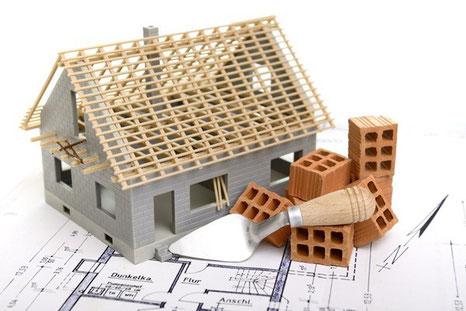 Neubautrocknung und Gebäudetrocknung