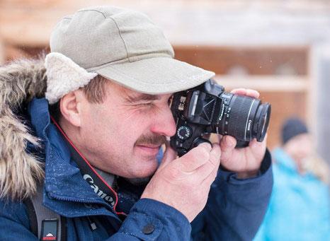 In den rumänischen Karpaten - Foto: Tobias Grosser