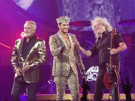 Queen + Adam Lambert | Lanxess Arena / Köln | 13.06.18
