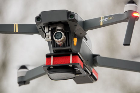 Parrot Sequoia+ es el Sensor Multiespectral para Agricultura de Precisión