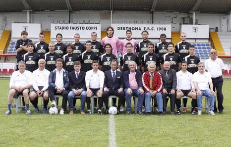 2008-09 Serie D La rosa