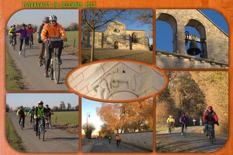 Vélo Puyravault 09-12-13