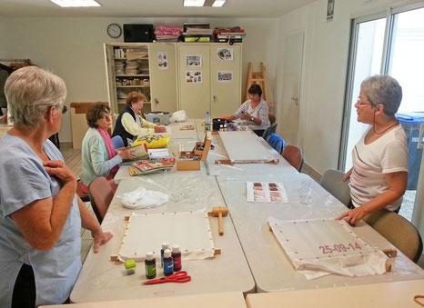 peinture sur soie 25-9-14
