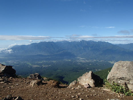 八ヶ岳 権現岳 登山 ガイド