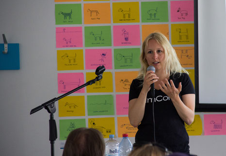 Tina Umlandt Jimcon eCommerce Vortrag