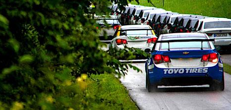 Rennfahrer aus Bad Salzuflen Dennis Bröker Chevrolet Cruze Eurocup 2020 Tourenwagen Red Bull Österreich