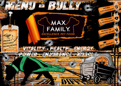 croquette bully max Family
