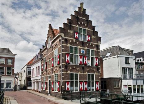 Brugwachtershuis Eind 3 Gorinchem, rijksmonument