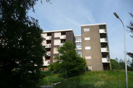 landgoed Rhederhof verzorgingstehuis wederopbouw; contra-expertise