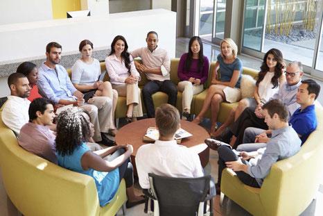 Coworking pour thérapeutes à Rouen. Vous cherchez un local? un cabinet à partager en centre ville? Coworking pour coachs, praticiens, psychologues, thérapeutes : espace-logos.fr