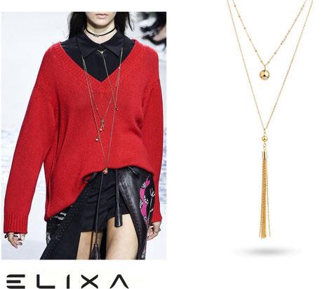 Elixa, bijoux, montres, femme, collier, bracelets, bagues, boucle d'oreilles