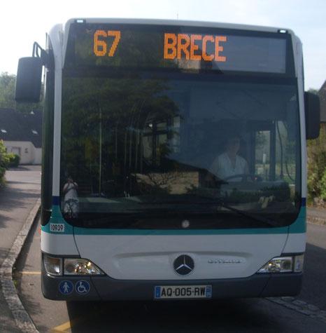 N° 10 939 - Brécé (Anjou) - Photo Brécéen