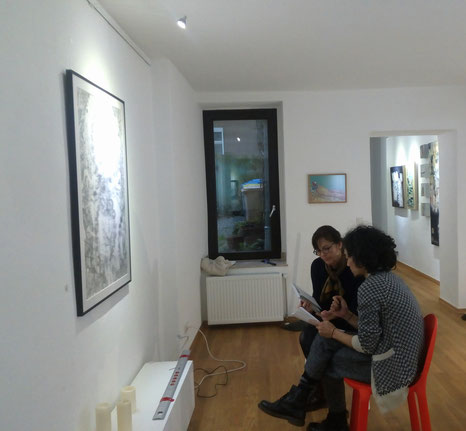 artist, interview, artwork, artgallery, germany, exhibition, preparation