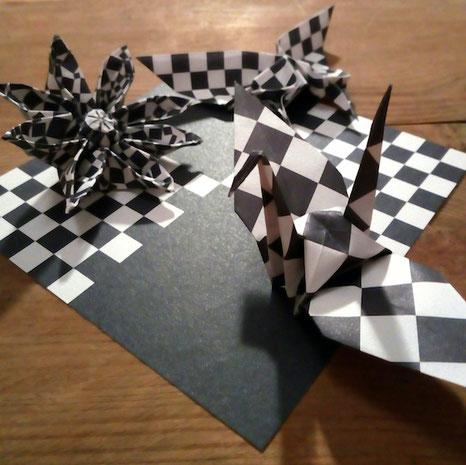 origami, paper cranes, paper, japanese, craft, studiowork, berlin
