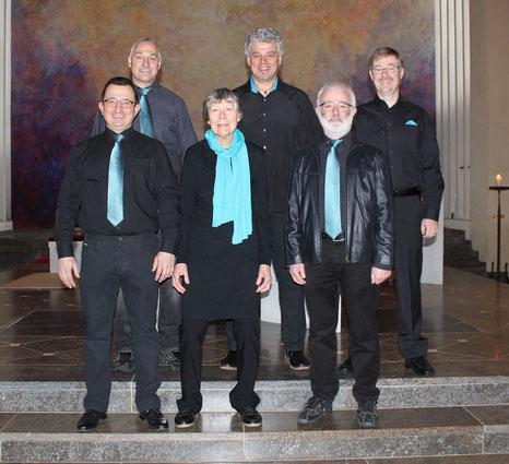 Chor Blue Notes e.V. Osburg - 2019 - Tenor & Bass