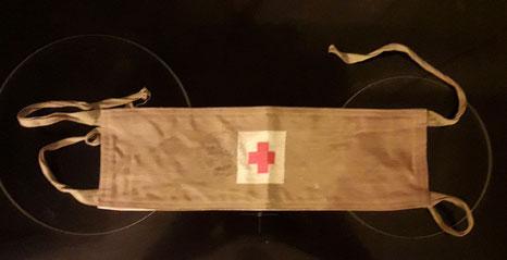 Armband GN, armband hospik, armband gewondenverzorger