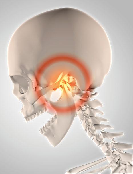 Craniomandibuläre Dysfunktion – Funktionsstörung zwischen Kiefergelenken, Kaumuskulatur und Zähnen