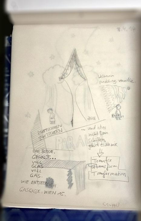 Foto: VN Jaeger, Sprichwörterbaum, Detail Buch, 2013 ❘ © VN Jaeger 2019