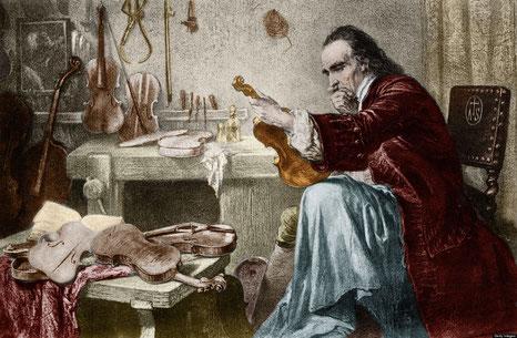 Antonio Stradivari: El mejor Luthier de la historia.