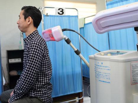 マイクロ波治療器(温熱療法)